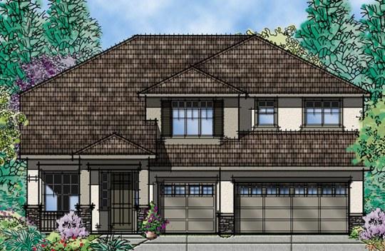 Residence 2 - 4 elevation image