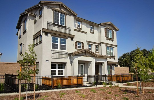 Bristol Townhome - 02 elevation image
